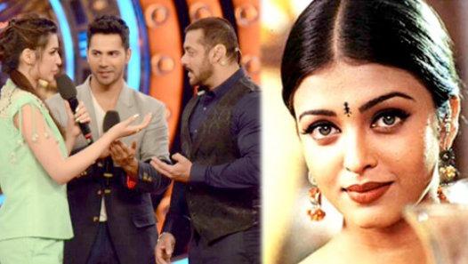 Salman Khan Finds Aishwarya Rai In Kriti Sanon