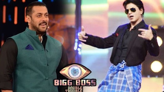 ShahRukh, Salman's Lungi Dance