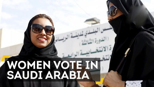 Women win handful of seats in Saudi elections