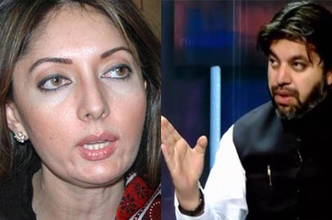Sharmila Farooqi shouts at Ali Mohammad
