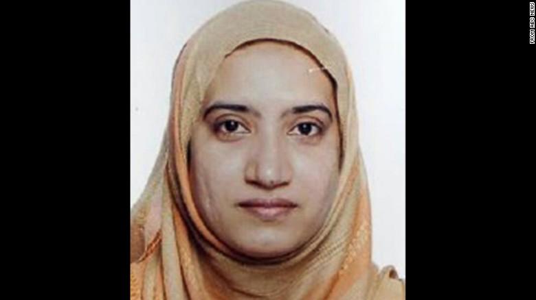 FB removes Tashfeen Malik's profile