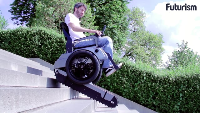 High Tech Wheelchairs