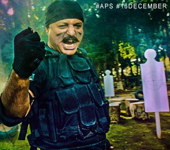 Ali Azmat's song for APS Martyrs