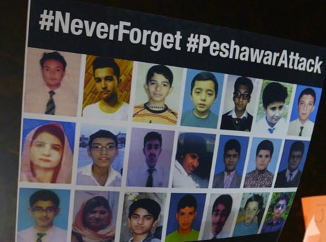 We will never forget APS martyrs