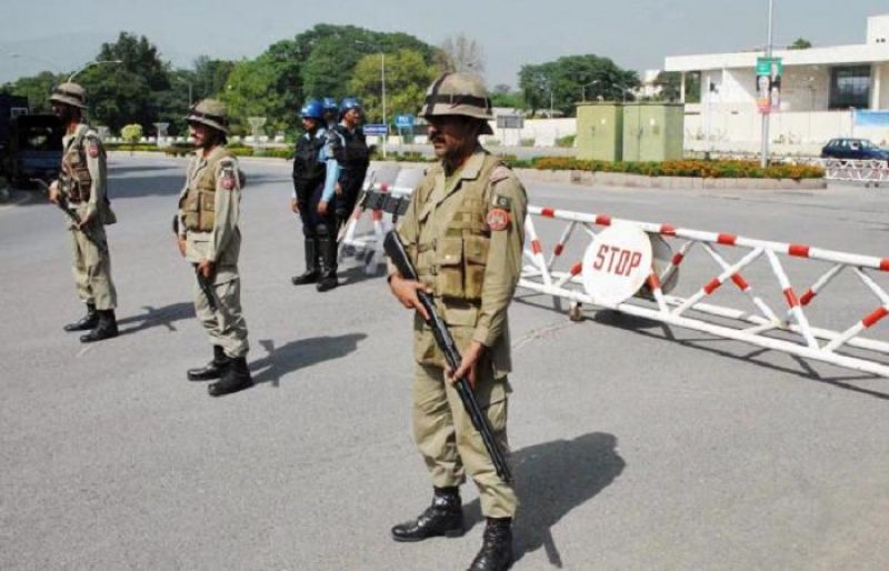 Army deployment in Islamabad extended