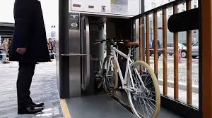 Japan Bicycle Parking Technology