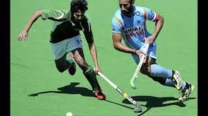 Pakistan vs India Hockey World League