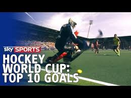 Top 10 Goals- Hockey World Cup 2014