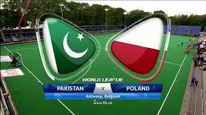 Pakistan v Poland Match Highlights