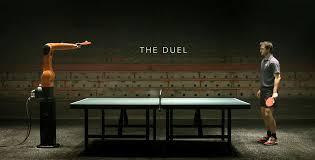 The Duel_ Timo Boll vs. KUKA Robot