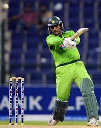 brilliant batting of Abdul Razak