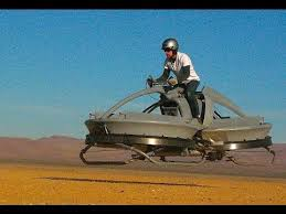 Is the hoverbike about to become reality- New Technologies