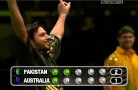 Afiridi Hero Of Titans Of Cricket 2011