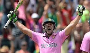 Ab devillier blasting india.. fastest hundred
