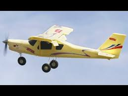 TEST FLIGHT ART-TECH STOL 500 RC MODEL PLANE
