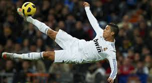 Cristiano Ronaldo Failed Bicycle Kick vs Eibar