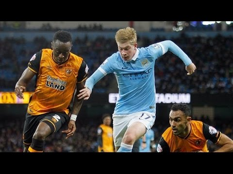 Manchester City 4-1 Hull City