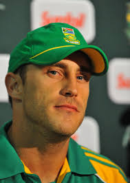 du Plessis 100 vs ireland in worldcup