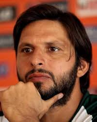 Boom Boom Afridi last test bating against Watson