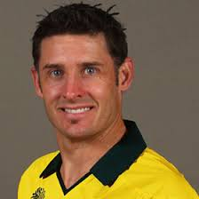 Michael Hussey smashing a match-winning 59 balls 80 in BBL