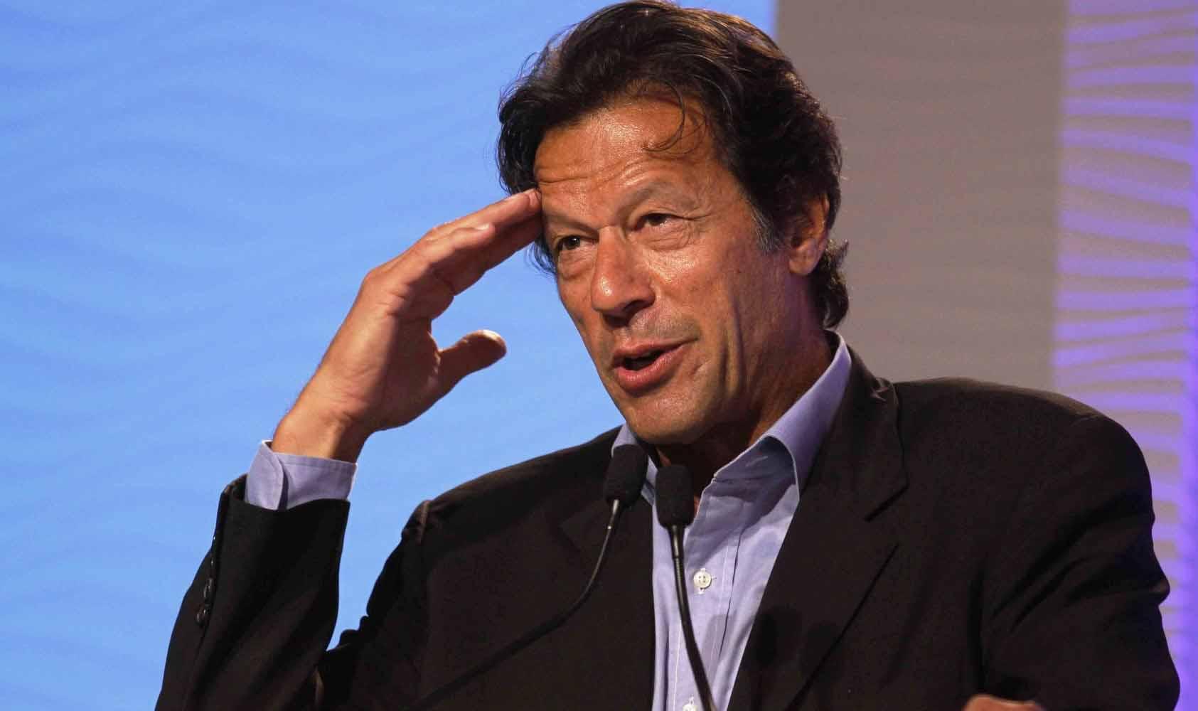 Imran tells reason behind doing politics