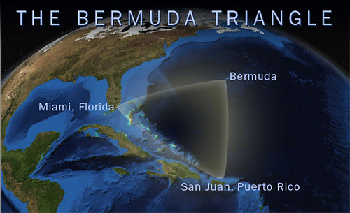 The mystery of 'Bermuda Triangle'