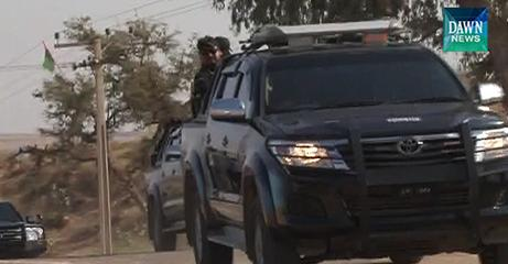 16 SUVs for Bukhtawar's Protocol