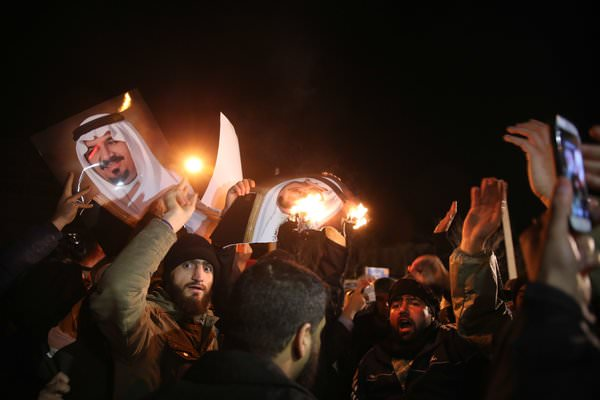 Saudi Arabia and Iran relations at its lowest point