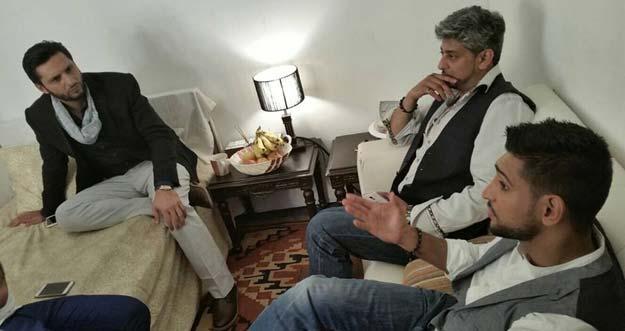 Amir Khan's Suggestion For Shahid Afridi