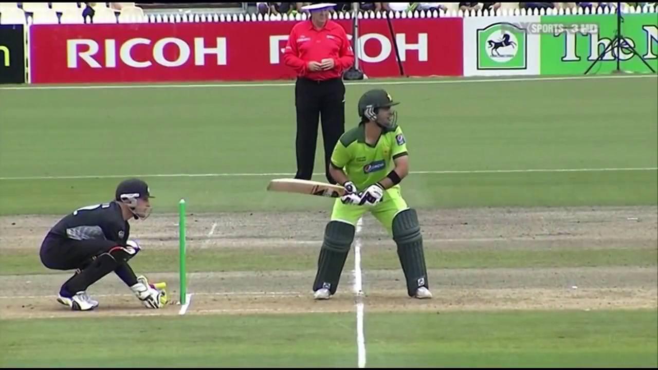 Ahmed Shehzad 115 vs New Zealand