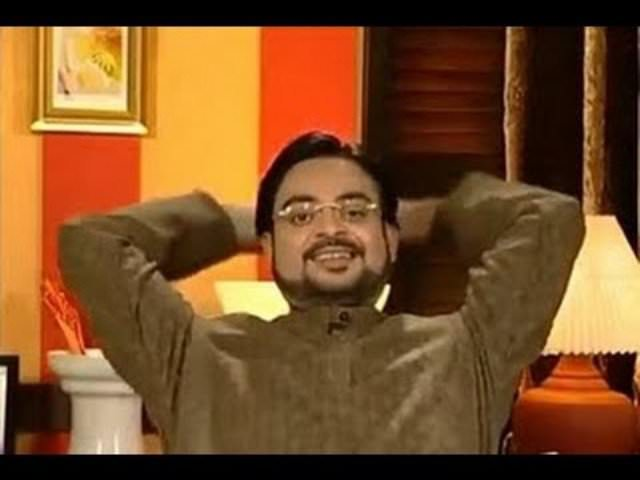 Aamir Liaquat Becomes Personal With Naheed Shabbir