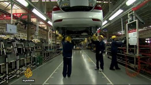 Chinese Car Firms On Buying Spree In Detroit
