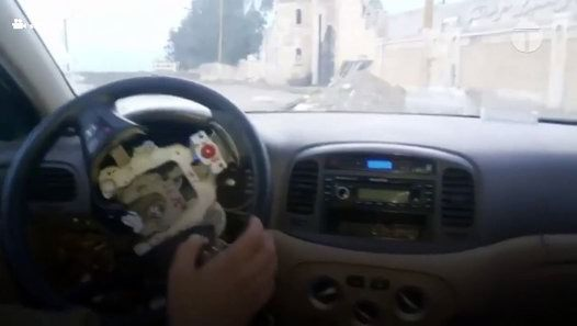 Islamic State are working on driverless car bombs