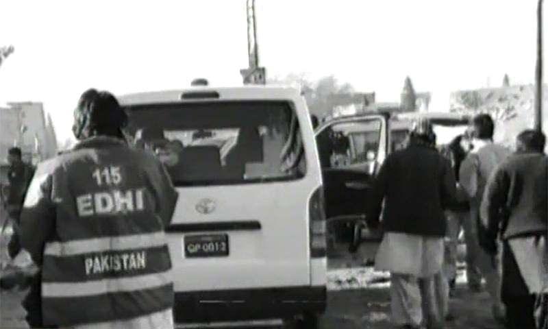 Blast at Quetta's Polio Centre