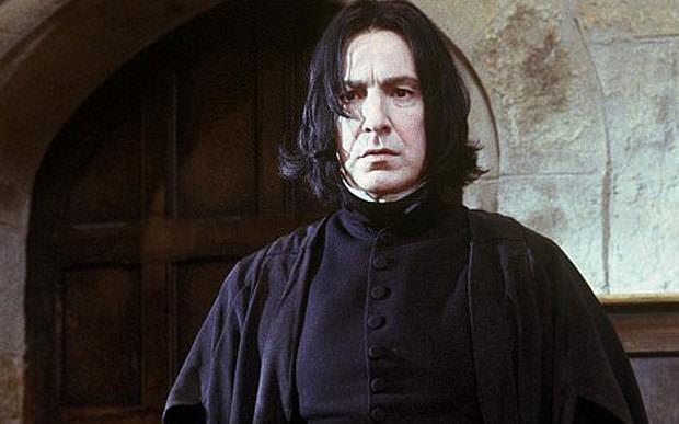 'Harry Potter' star Alan Rickman dies aged 69