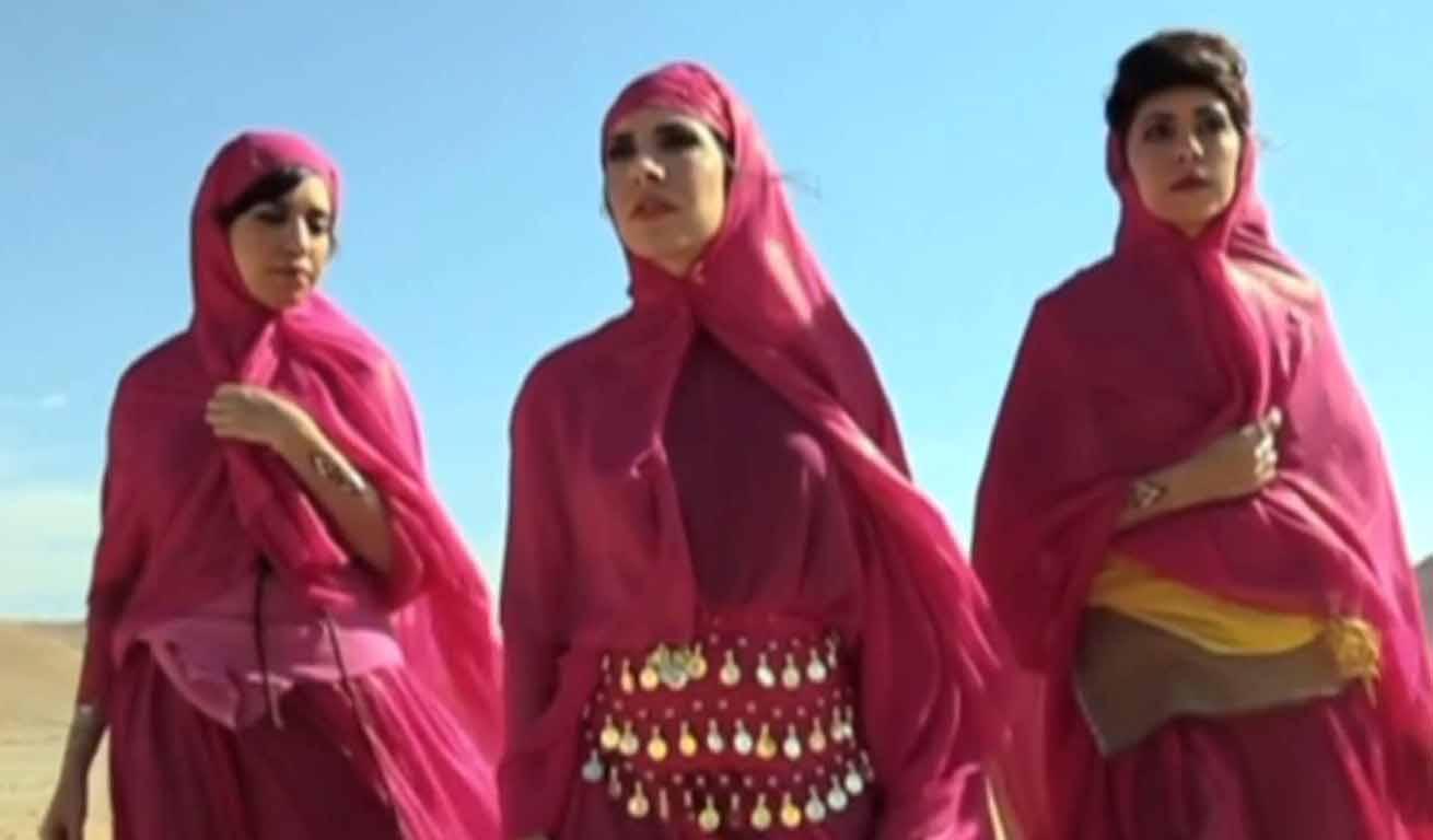 Jewish-Israeli Band Creating Waves With Arabic song