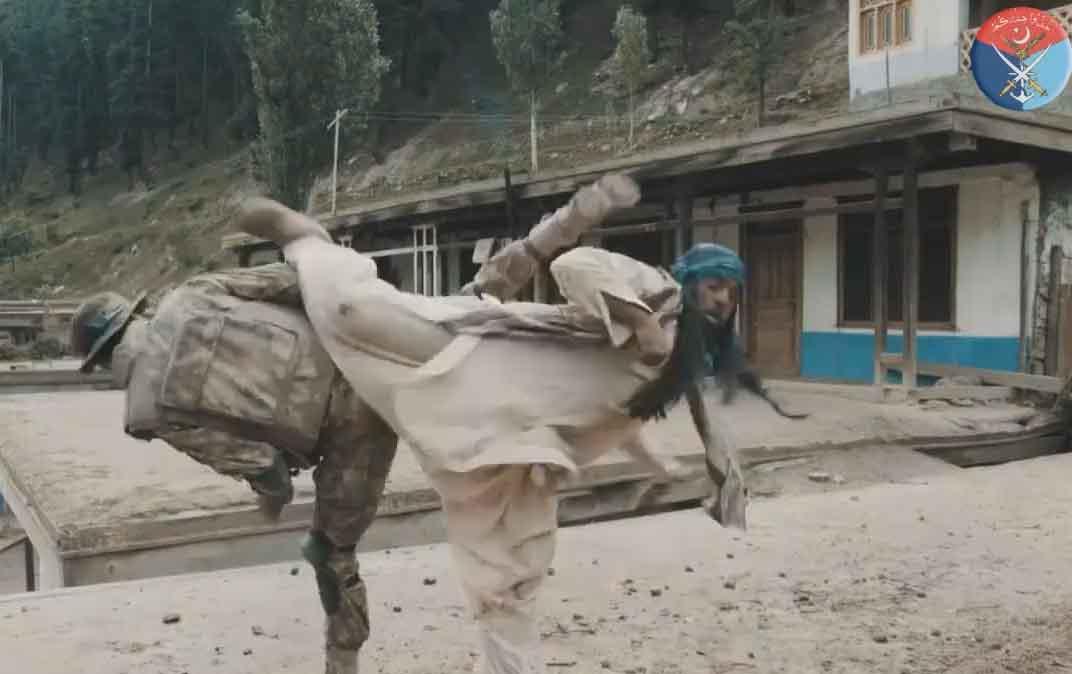 Ghazi, A Film on Operation 'Zarb-e-Azb'