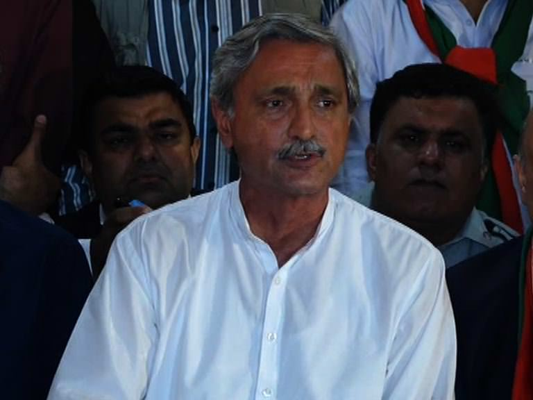 Jahangir Khan Tareen in NA