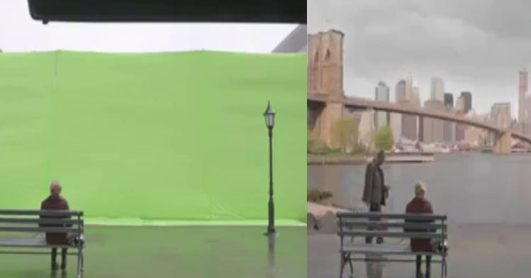 Stunning Transformation Of Scenes In Movies