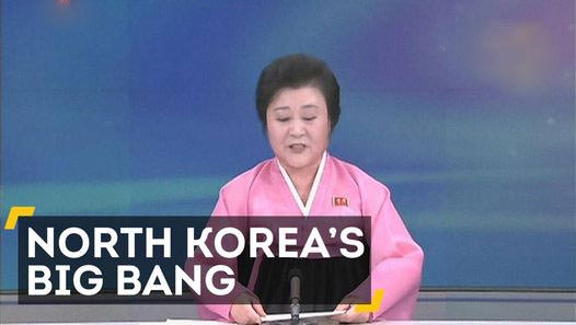 North Korea claims to test H-bomb