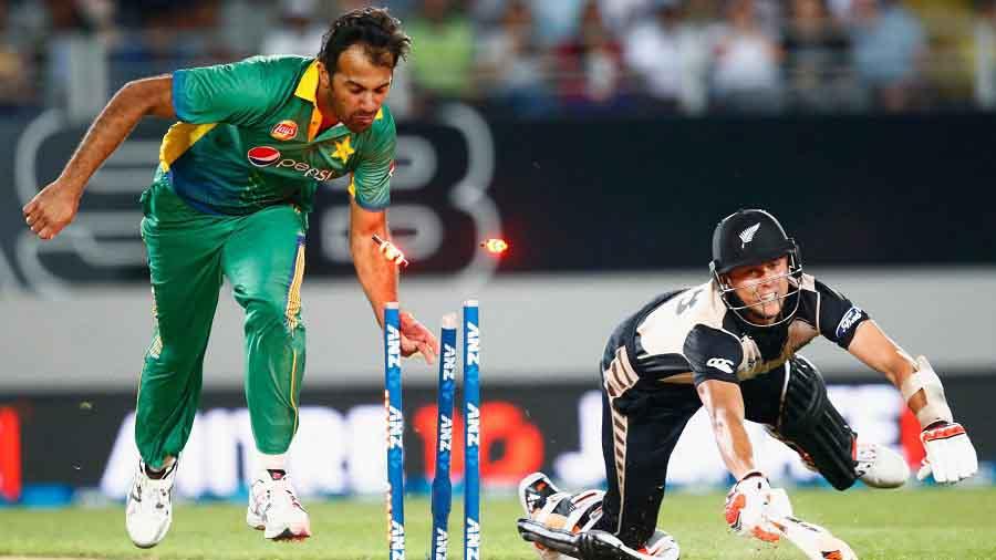 Highlights: Pakistan vs New Zealand, 1st T20