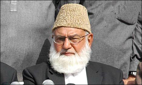 Past of Qazi Hussain Ahmed
