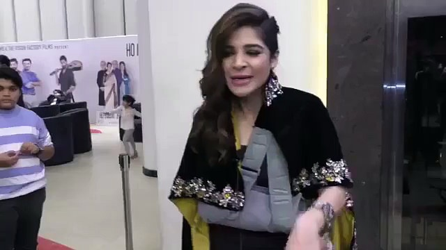 Ayesha Omer's First Video After Her Accident