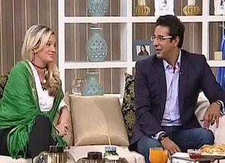 Shaniera Akram's 5 Sentences in Urdu