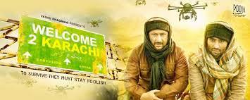 Welcome To Karachi Full HD Movie 2015