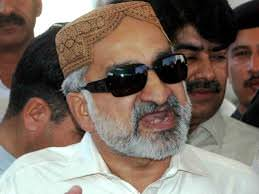 Zulfiqar Mirza Giving Abuses to Zardari and IG Sindh