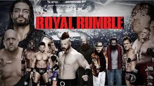 WWE Royal Rumble 2016 Match for World Heavyweight Championship