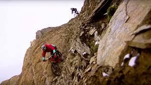 Flying Metal Diaries: Charging Down the Alps
