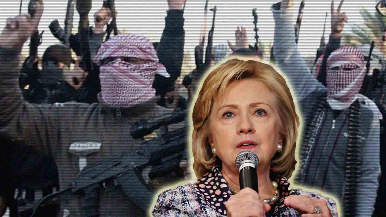 US Funded Taliban, Confesses Hilary Clinton