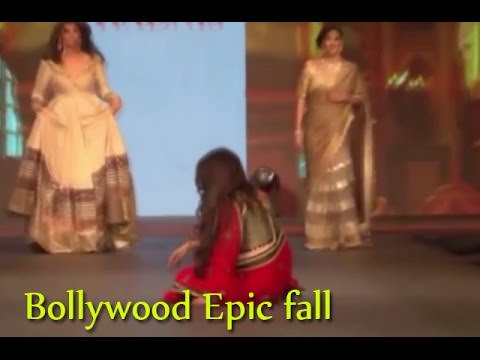 Bollywood Celeb's Most Embarrassing & Funny 'FALLS'